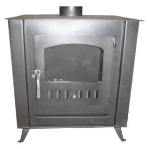 Steel Plate Stove / Fireplace / Cold Rolled Steel Stove (FH001) pictures & photos