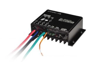 12V/24V Auto 10A Solar Charge Controller