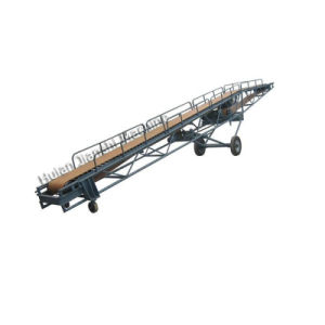 High Capacity Belt Conveyor