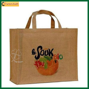 Hotsale Grocery Shopping Tote Jute Bags (TP-SP532) pictures & photos