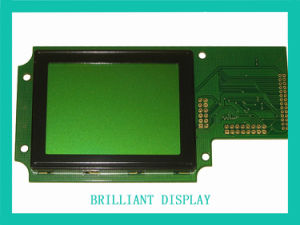 Stn Transfletive Graphic 128X64dots LCD Display Module with Yellow-Green Backlight (VTM12864C70)