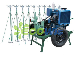 Moving Sprinkler Irrigation Machine for Plants (HT7047) pictures & photos