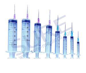 Good Quality Disposable Syringes with CE Approval (SR8001) pictures & photos