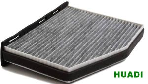 Ts16949 Approved Cabin Air Filter for Audi (1K1819653B)