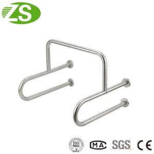 Safety Handicap Toilet 304 Stainless Steel Grab Bar pictures & photos