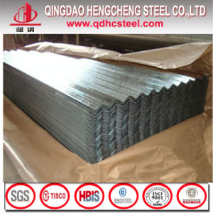 22 Gauge Hot DIP Zinc Coated Corrugated Iron Roofing Sheet pictures & photos