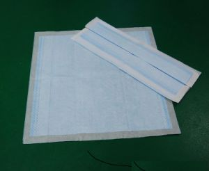 Disposable Underpad/Disposable Under Pads Sheet for Medical Nursing Care pictures & photos