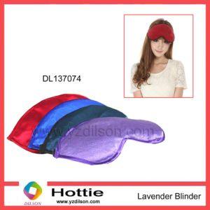 Microwaveable Lavender Aroma Silk Eye Masks