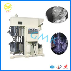 Li-Thium Cathode Paste Battery Mixing 60L Double Planetary Disperser Mixer pictures & photos