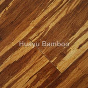 Tiger Strand Woven Bamboo Flooring