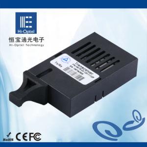 1X9 Optical Transceiver 155M mm/SM Bi-Di/Dulex up to 120KM pictures & photos