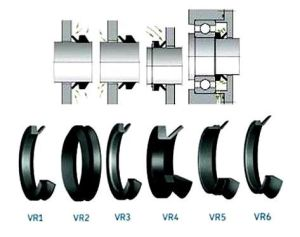 Custom Equipment Sealing Rubber V-Ring