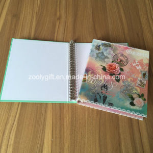 1.5 Inch A4 Custom Printing 4 Ring Binder File Folders pictures & photos