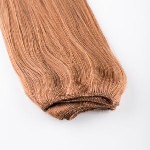 Full Cucicle Remy Human Hair Weaving pictures & photos