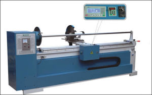 CNC Cloth Strip Cutting & Binding Machine pictures & photos