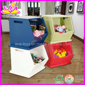 Wooden Home Storage Container Box (WJ278651) pictures & photos