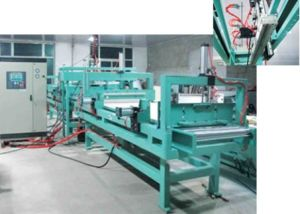 Aluminum Honeycomb Panel Cohering Machine pictures & photos
