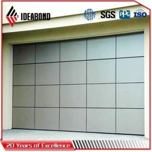 Aluminium Material Composite Plastic Panel ACP for Garage (AE-32D) pictures & photos
