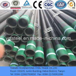 API-5CT Carbon Steel Seamless Casing Pipe pictures & photos
