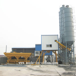 75m3/H Automatic Concrete Batching Plant pictures & photos