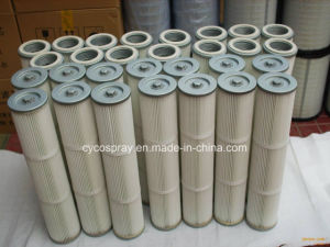 Metal Type Air Cartridge Filter pictures & photos