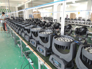 36X15W Stage Lighting RGBW 4 in 1 with Zoom LED Moving Head Wash pictures & photos