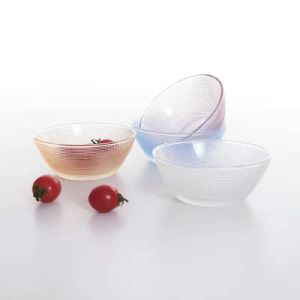 Daily-Use Clear Glass Bowl Kitchenware Tableware Kb-J0088 pictures & photos