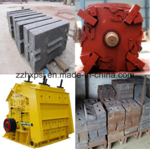 Good Quality Impact Crusher Blow Bars with Competitive Price pictures & photos