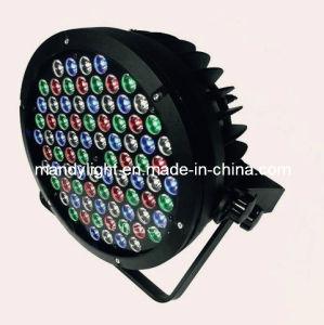 Stage Lighting/LED 84PCS*1W/3W RGBW Four Quad Color PAR Light (MD-C029)