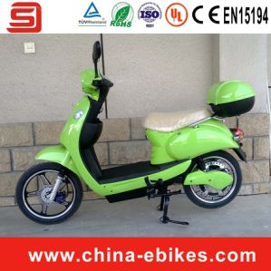 500W Electric Pedal Scooter with CE RoHS Certificates (JSE209)