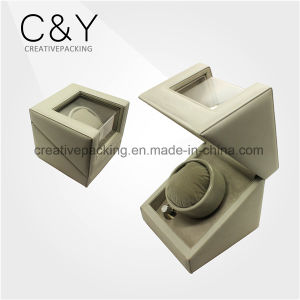 Simple Wholesale Leather Watch Winder Box pictures & photos