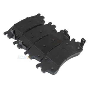 Quiet Braking and No Vibration Low-Metallic Brake Pad (D1329) for Ford pictures & photos