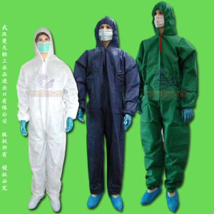 Disposable Coverall pictures & photos