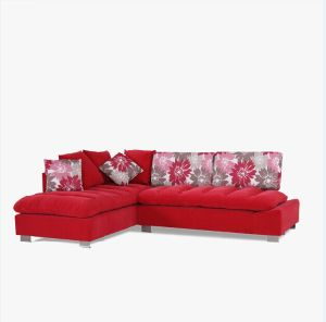 2016 fashion Design Fabric Sofa Jfc-39