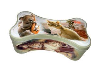 Bone Shape Pet Food Tin pictures & photos