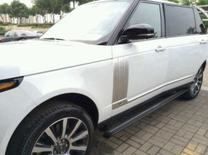 Range Rover Auto Accessories Electric Running Board Side Steps