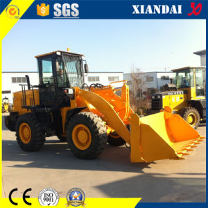 Earth Moving Machinery 3ton Front End Loader for Sale with CE (XD936plus) pictures & photos