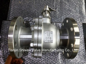 Q41f-16p/R/C 2PC Flanged Ball Valves ISO-Direct Mounting Pad pictures & photos