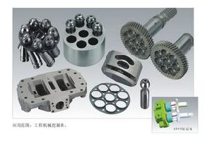 Rexroth A8vo55/80/107/140/160/172 Inclined Shaft Hydraulic Pump Spare Parts and Repair Kits pictures & photos