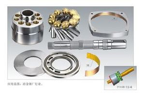 Parker Pvxs Series Hydraulic Piston Pump Spare Parts pictures & photos