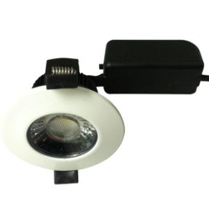 Quality Fire Rated 3 Color Settings COB LED Down Light pictures & photos