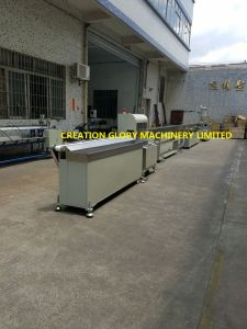 High Quality Medical Central Venous Catheter Plastic Extrusion Line pictures & photos