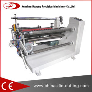 Slitting Rewinding Machine for PVC Film (CE approved) pictures & photos
