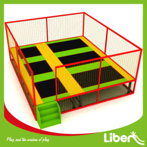 Kids Free Jump Trampoline for Indoor Playground pictures & photos
