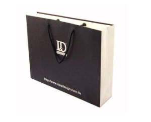 2016 High Quality Fashion Design Paper Bag pictures & photos