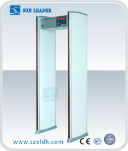 Wholesales Waterproof Accurate Alarming Door Frame Walk Through Body Scanner Detector Xld-a pictures & photos