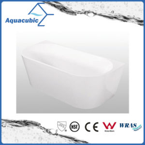 Bathroom Pure Acrylic Seamless Freestanding Bathtub (AB6511) pictures & photos