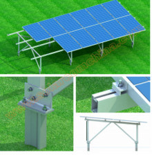 C-Sharp Ground Mounting System pictures & photos