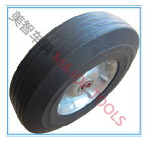 Srw1011 10X2.5 Wheel Barrow Solid Rubber Wheel pictures & photos