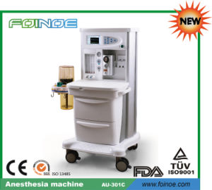 Au-301c Hot Selling and New Model CE Approved Anesthesia Apparatus pictures & photos